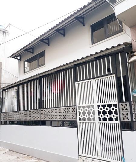 Cải tạo nhà 36m2 trong hẻm nhỏ thành không gian thoáng đãng với chi phí 350 triệu - Nhà Đẹp Số (2)
