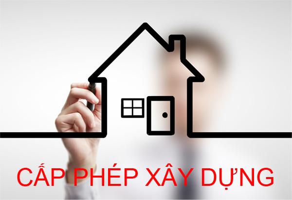 Cấp phép xây dựng nhà