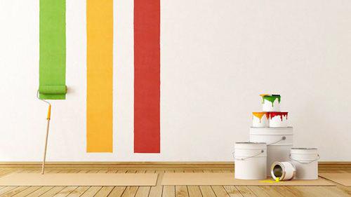 chi phí sơn tường
