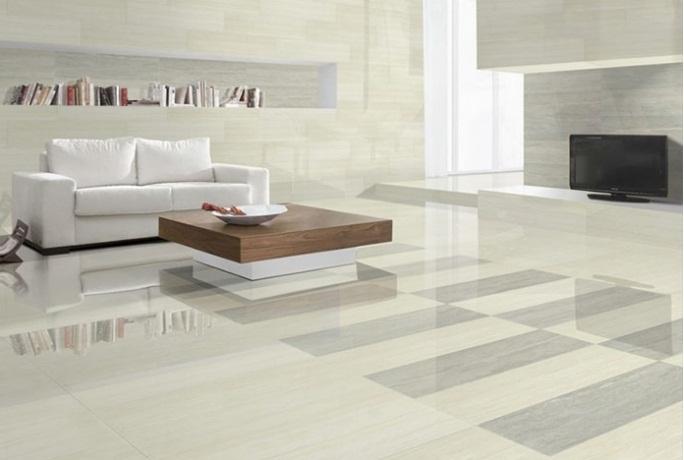 Gạch men bóng mang sang sự sang trọng, tinh tế cho không gian nhà ở của bạn