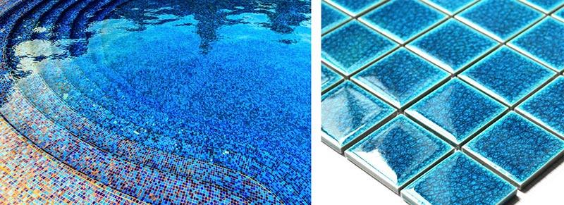 Gạch Mosaic là gì? Phân loại và ứng dụng gạch Mosaic trong xây dựng, trang trí nội ngoại thất-Nhà Đẹp Số 11
