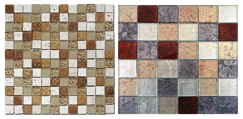 Phân loại gạch Mosaic