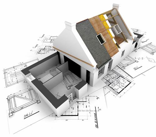Hình thành ý tưởng trước khi xây nhà