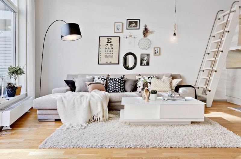 Màu sơn phù hợp với đồ gỗ nội thất bằng gỗ tự nhiên