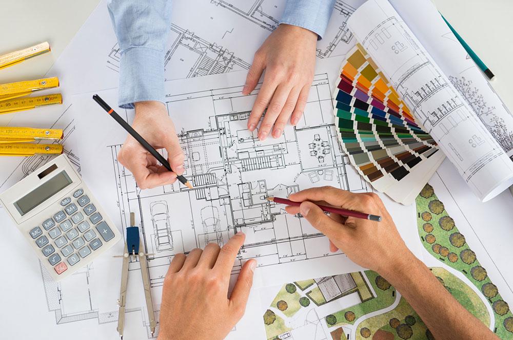 nội dụng cần chuẩn bị khi làm việc với nhà thiết kế