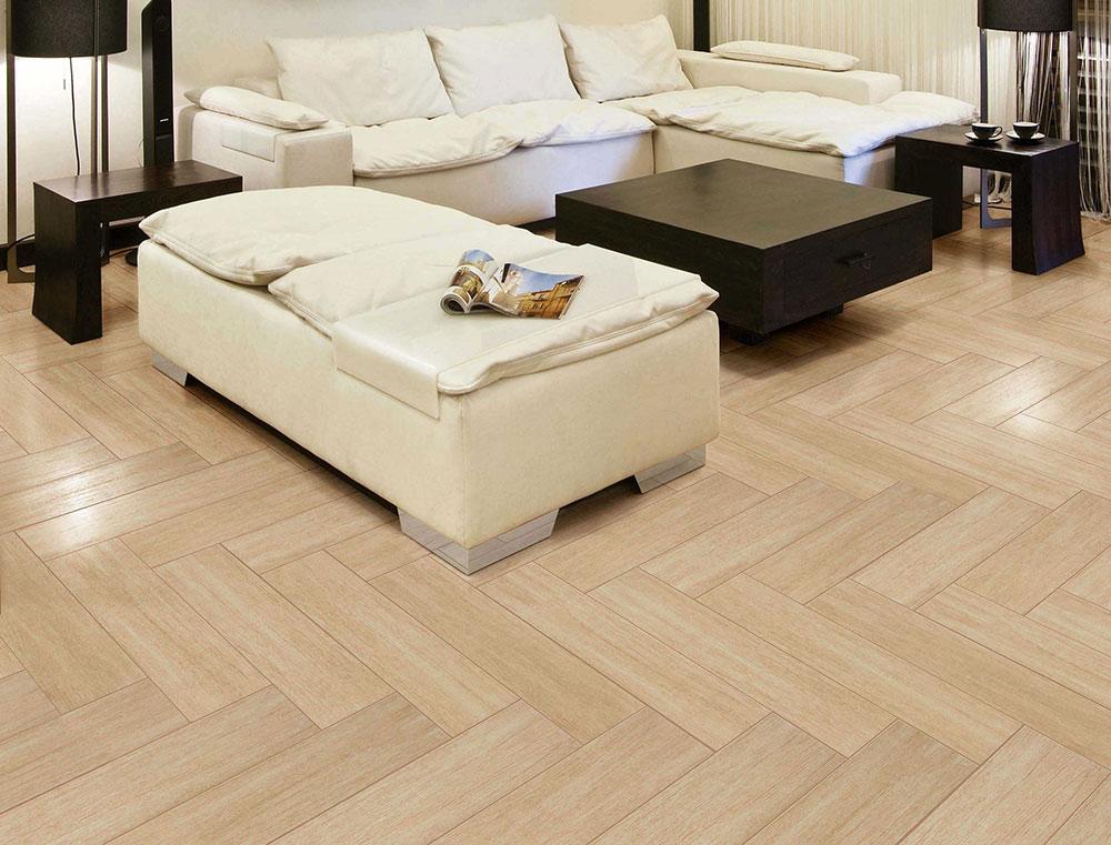 sàn nhà ốp gạch ceramic