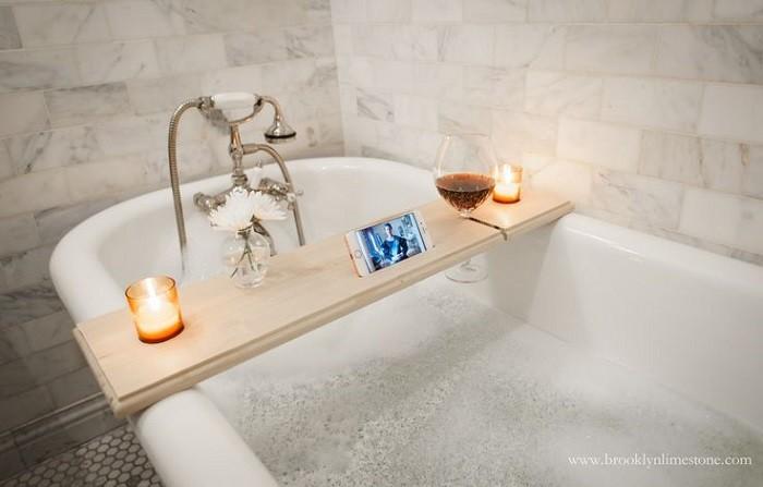 Sáng tạo không gian phòng tắm với những chiếc khay - Nhà Đẹp Số (1)