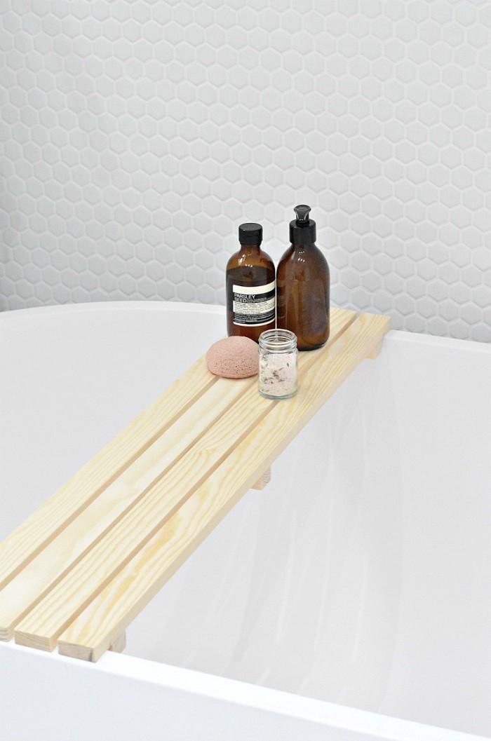 Sáng tạo không gian phòng tắm với những chiếc khay - Nhà Đẹp Số (2)