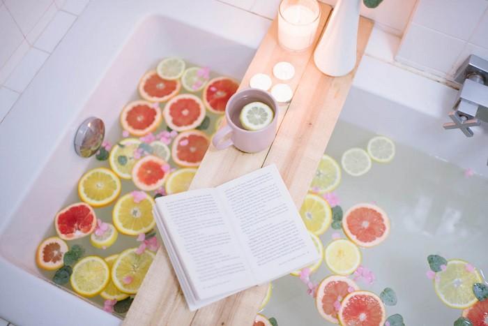 Sáng tạo không gian phòng tắm với những chiếc khay - Nhà Đẹp Số (3)