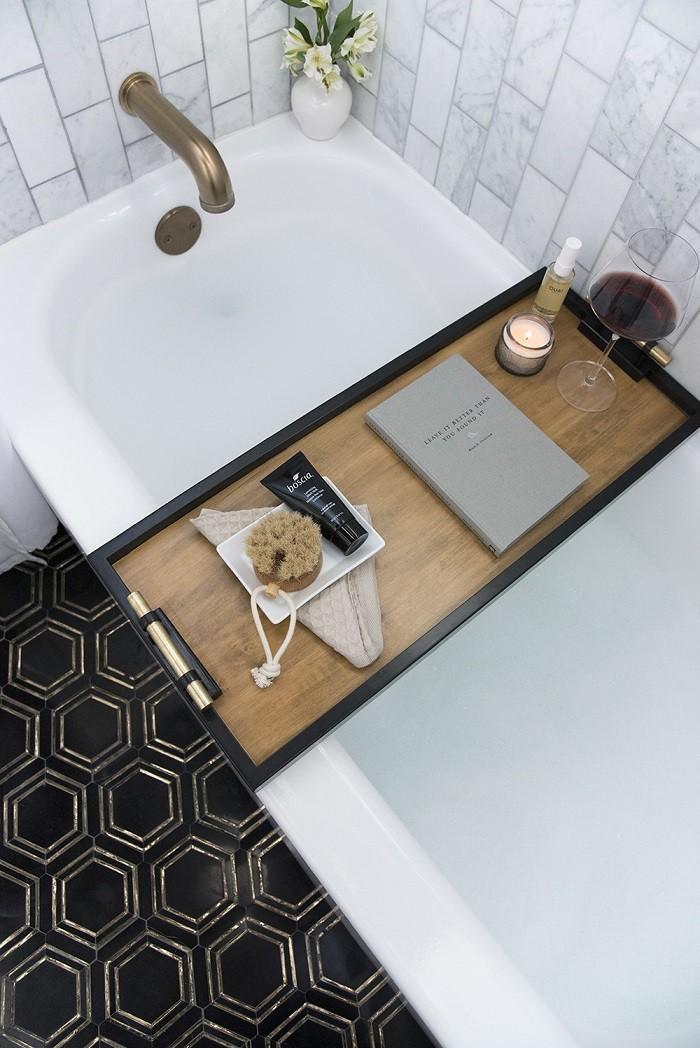 Sáng tạo không gian phòng tắm với những chiếc khay - Nhà Đẹp Số (9)