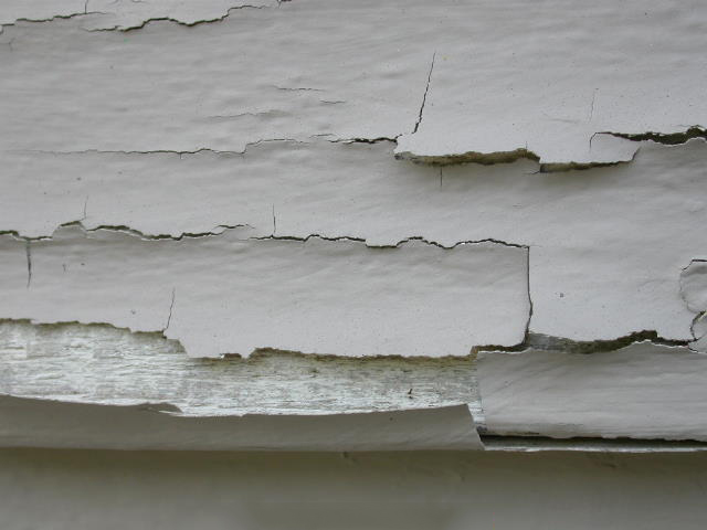 Sự cố sơn tường rạn nứt