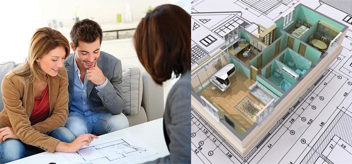 lời khuyên khi thuê thiết kế và thi công nội thất