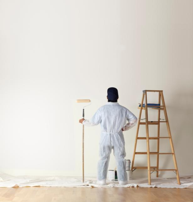 tìm hiểu về vật liệu sơn nhà ở - nhà đẹp số