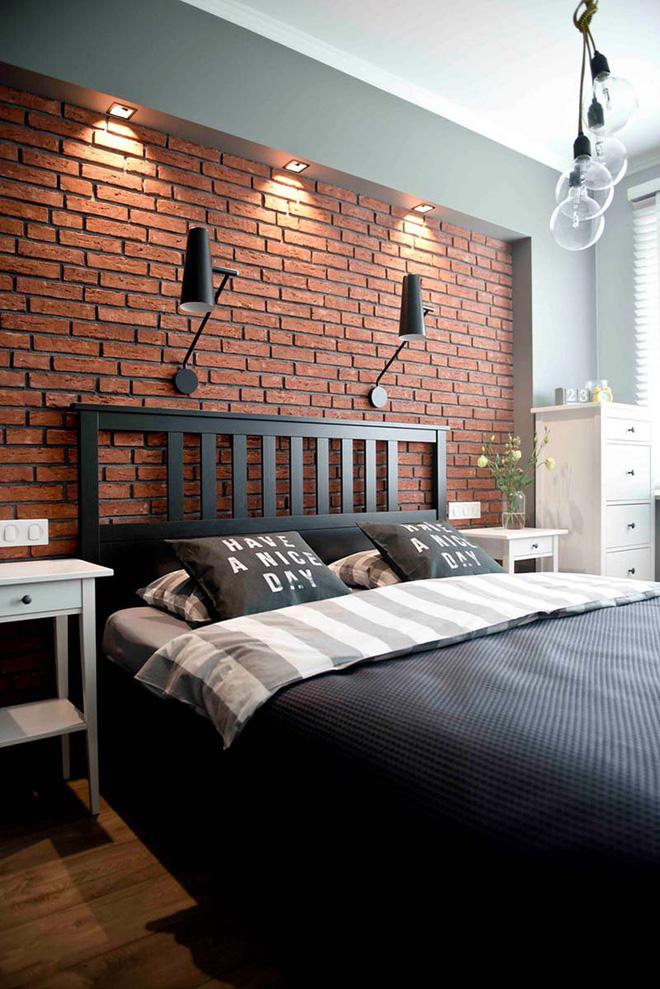 Tổng hợp 7 ý tưởng trang trí đầu giường phòng ngủ đơn giản nhưng đẹp xuất sắc - Nhà Đẹp Số (9)