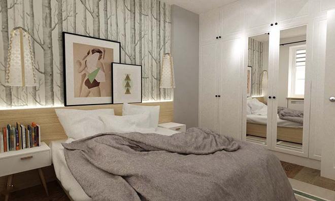 Tổng hợp 7 ý tưởng trang trí đầu giường phòng ngủ đơn giản nhưng đẹp xuất sắc - Nhà Đẹp Số (14)
