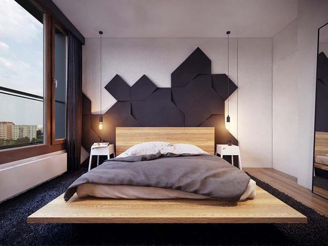 Tổng hợp 7 ý tưởng trang trí đầu giường phòng ngủ đơn giản nhưng đẹp xuất sắc - Nhà Đẹp Số (2)