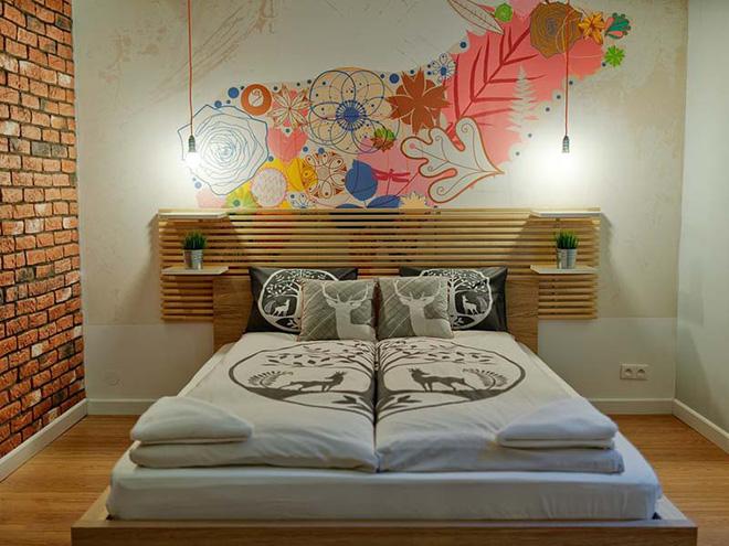 Tổng hợp 7 ý tưởng trang trí đầu giường phòng ngủ đơn giản nhưng đẹp xuất sắc - Nhà Đẹp Số (5)