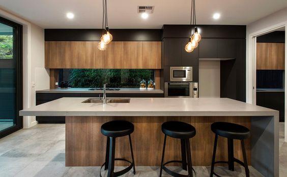 phân loại tủ bếp theo phong cách hiện đại