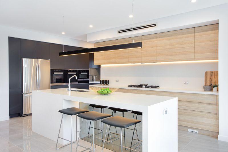 tìm hiểu tủ bếp gia đình hiện đại