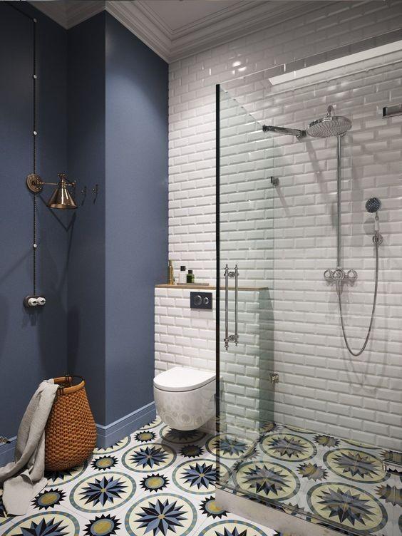 gạch lát nền nhà cho phòn g tắm