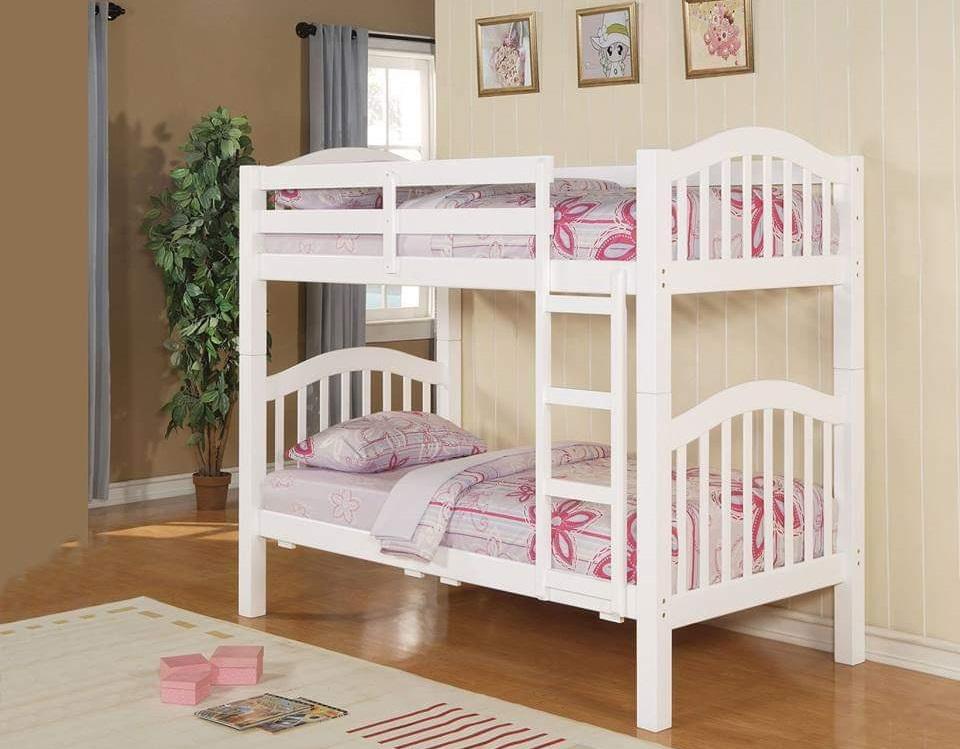 giường tầng trẻ em đơn giản