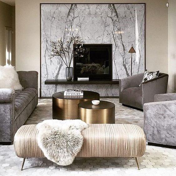 thiết kế nội thất kiểu Mỹ
