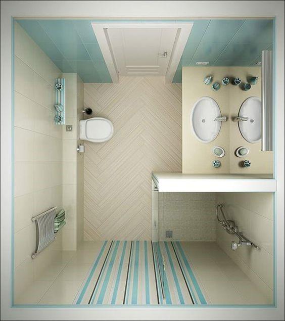 thiết kế nội thất nhà ở với không gian hẹp
