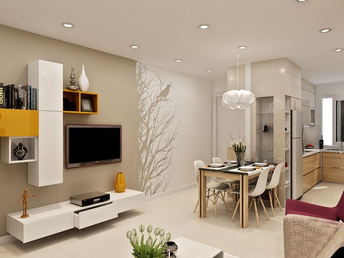 thiết kế nội thất nhà ở theo phong cách phù hợp