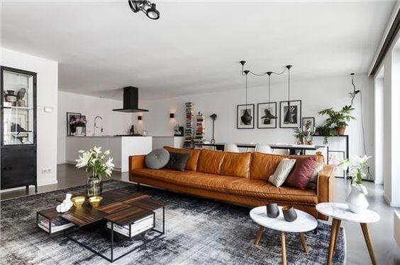 thiết kế phòng khách đối với diện tích hẹp và ngược lại