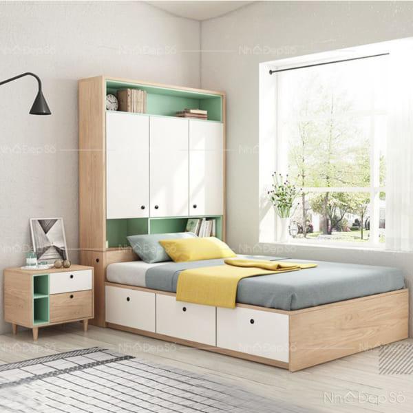 Nội thất trọn gói 2 phòng ngủ