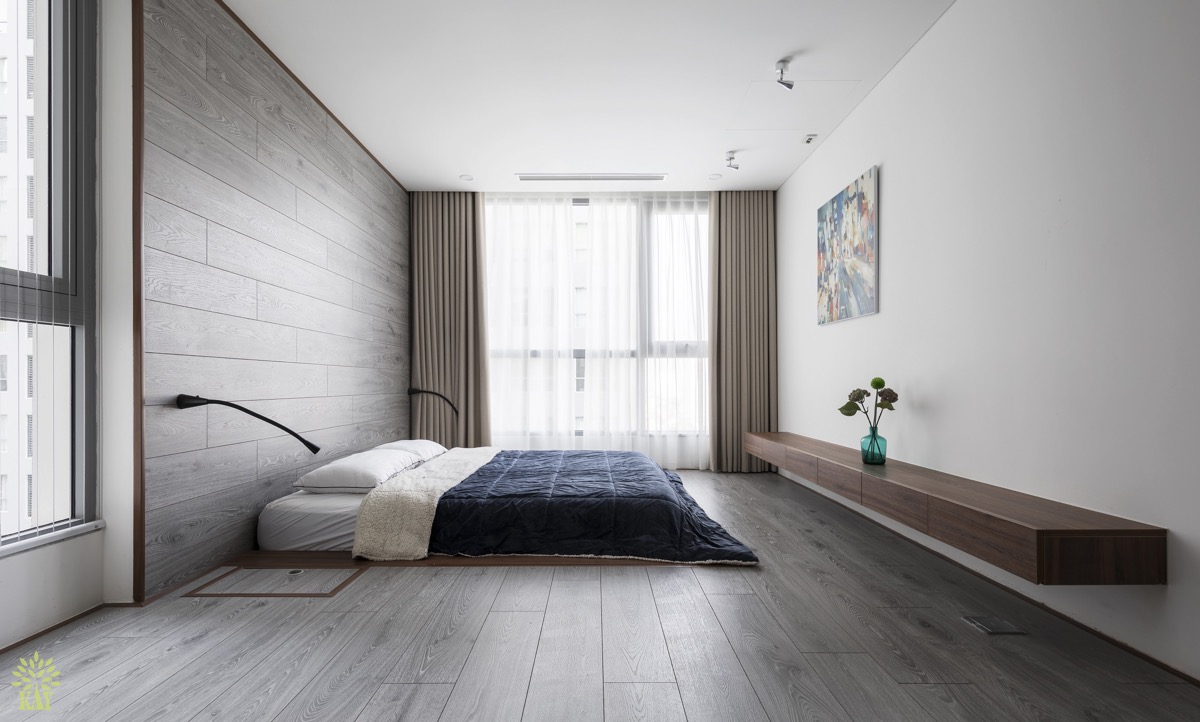 nội thất gỗ cao cấp cho phòng ngủ