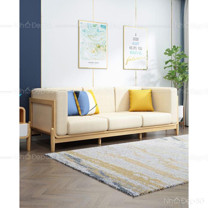 Sofa giá rẻ chất lượng dành cho căn hộ.