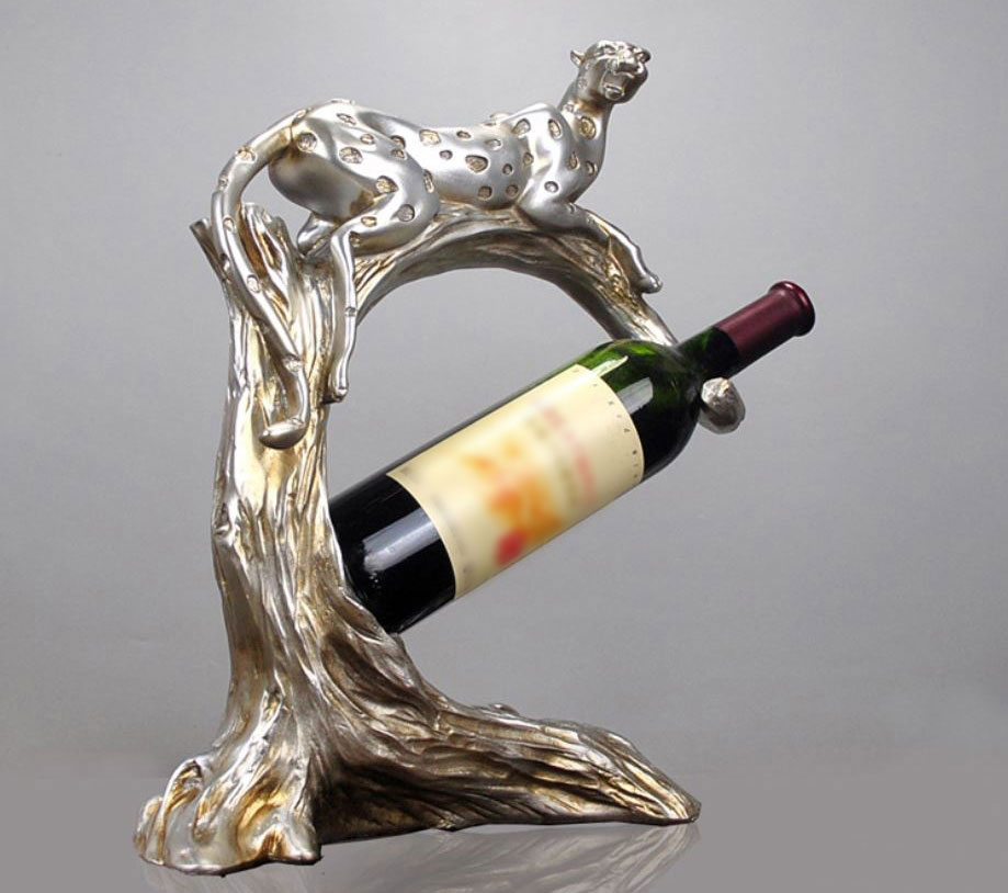 Tượng hổ giá rượu NDS152