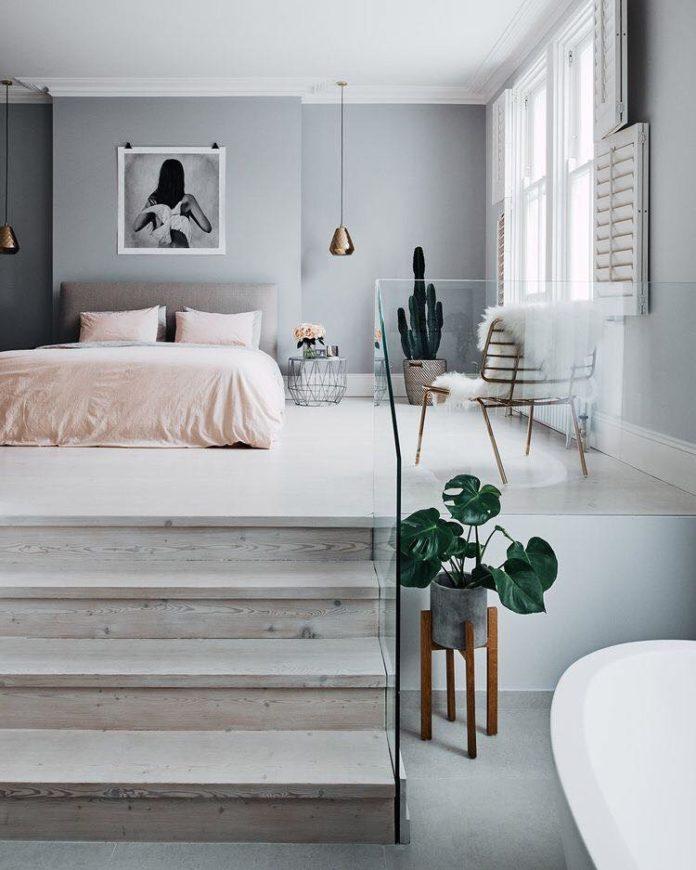 Đèn trần thả dùng làm đèn trang trí phòng ngủ