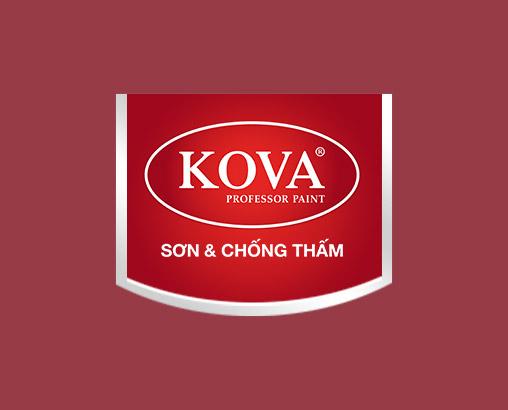 Thương hiệu sơn KOVA