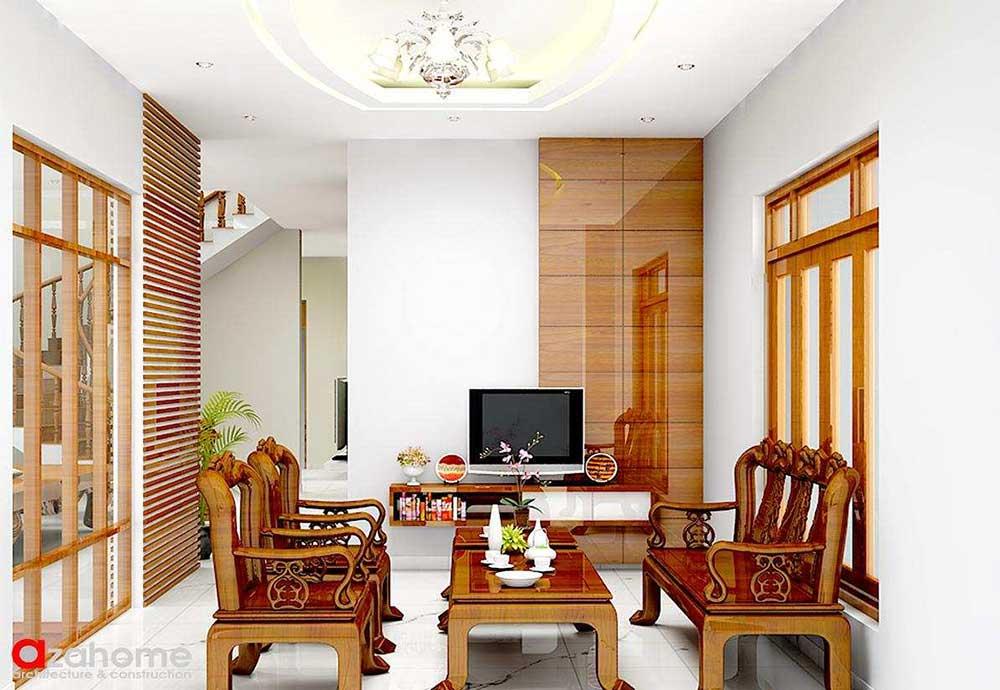thiết kế thi công nội thất azahome