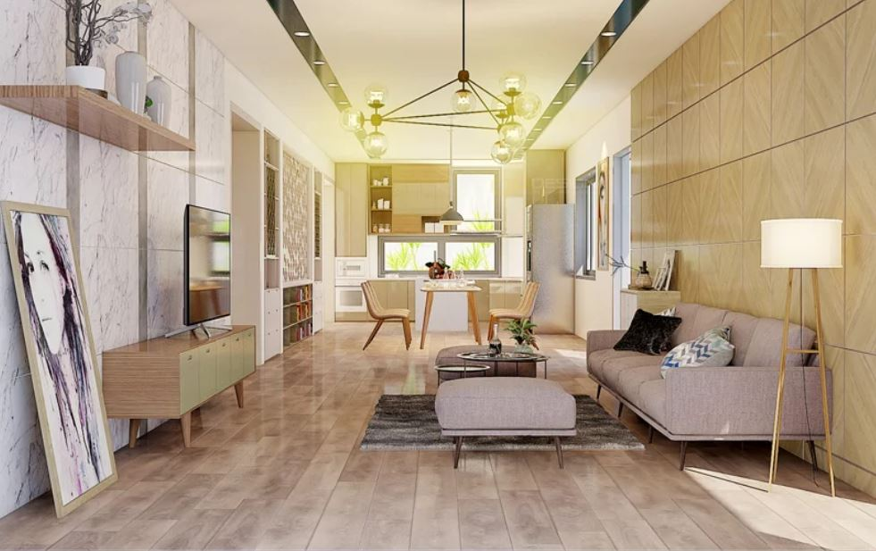 công ty nội thất qpdesign