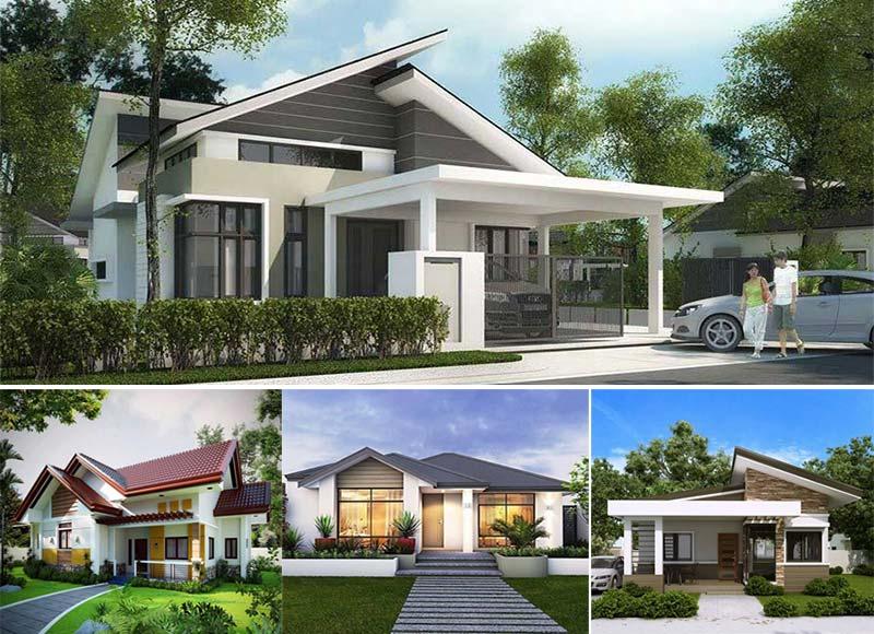#1 Mẫu nhà cấp 4 đẹp (+100 ý tưởng) kiến trúc nhà cấp 4 mới - Nhà Đẹp Số