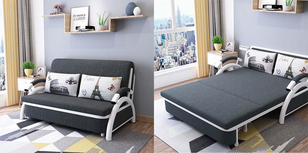 Ghế sofa kiêm giường ngủ đa năng