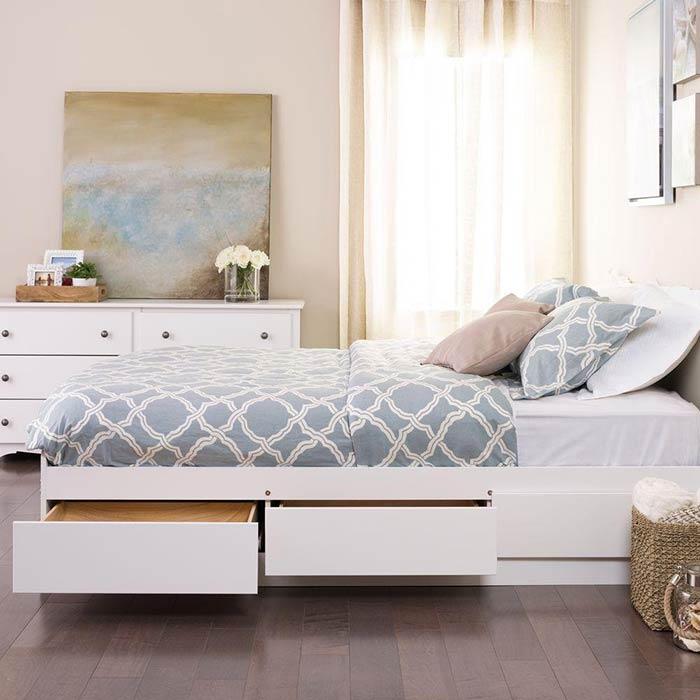 Kiểu giường này rất tiện ích