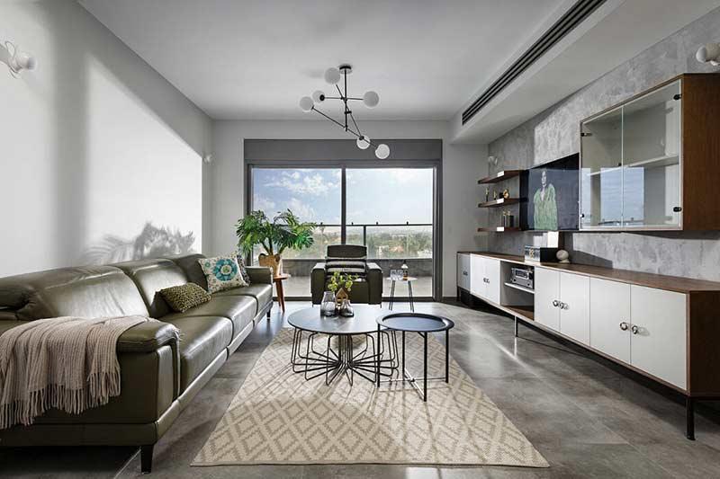 căn hộ 60m2 đẹp by Amit Kedar tại Nhadepso