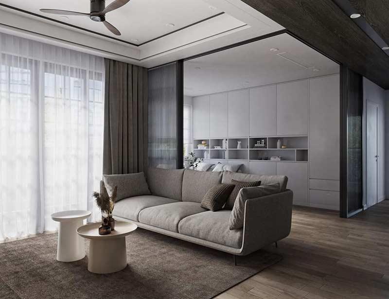 Mẫu căn hộ đẹp by Trong Thanh tại Nhadepso