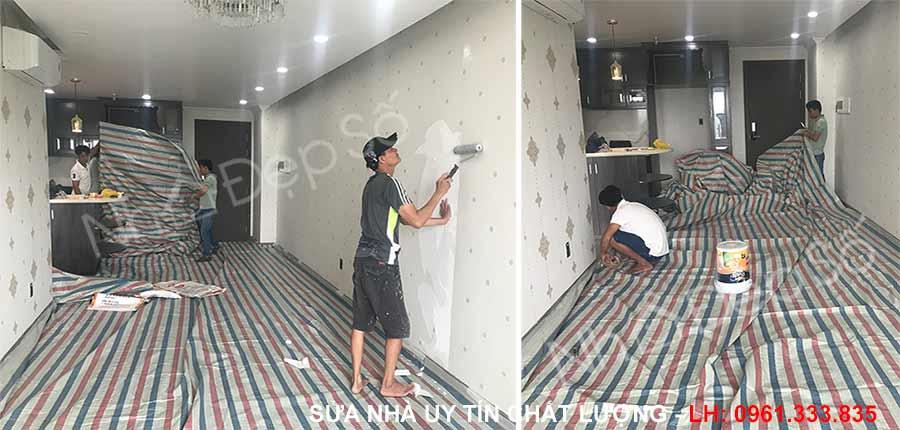Sửa chữa cải tạo căn hộ quận 9