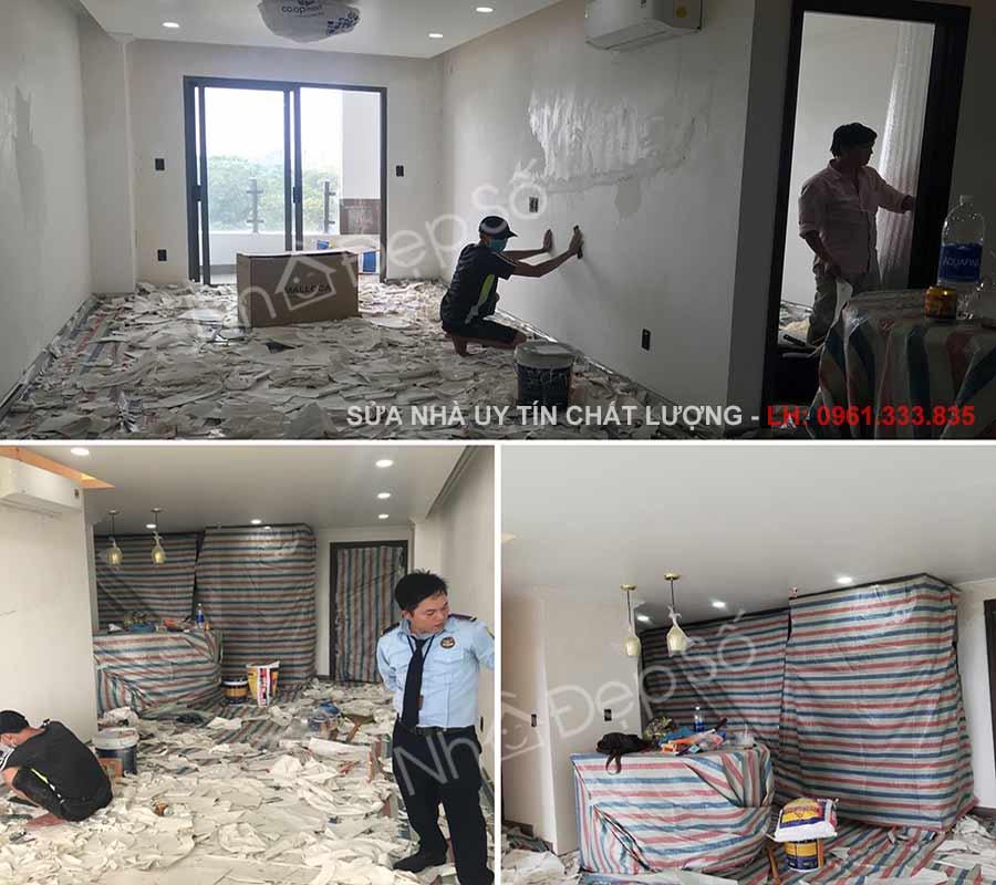 Sửa chữa nhà, cải tạo căn hộ tại quận Phú Nhuận