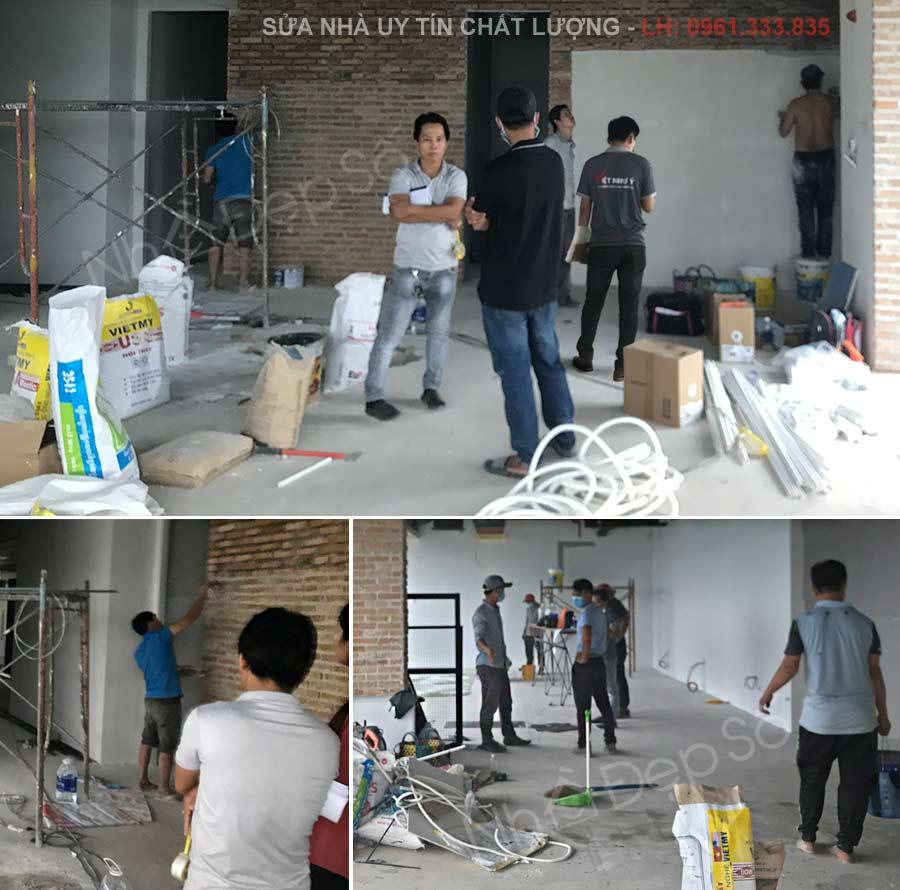 Sửa nhà quận tân bình