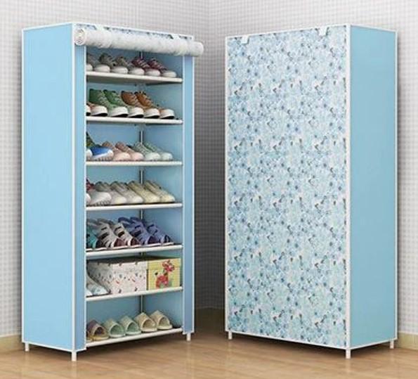 Thêm một mẫu tủ giày 7 tầng đẹp cho bạn lựa chọn