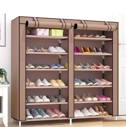 Thiết kế lạ mắt của tủ giày 6 tầng