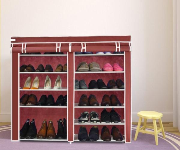 Tủ giày vải