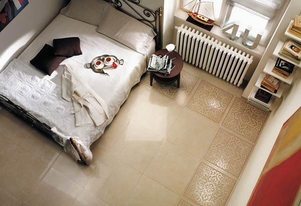 Chọn gạch men cho phòng ngủ