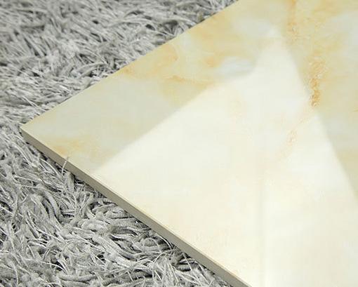 Gạch men ceramic cao cấp phần xương gạch có màu trắng ngà